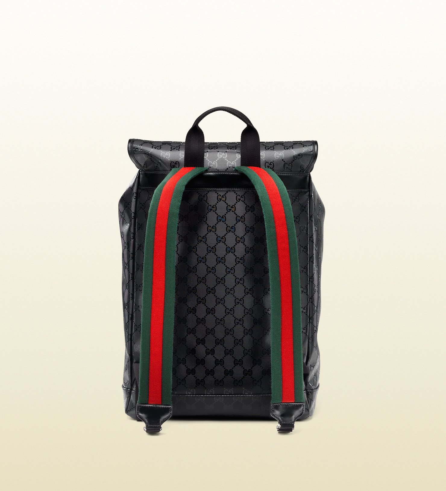 Lyst - Gucci 500 By Gg Imprimé Backpack in Black for Men
