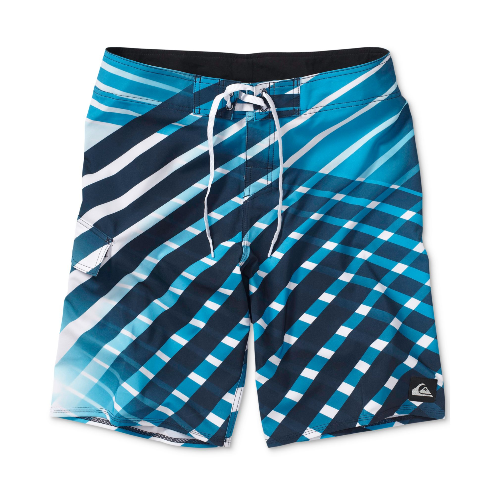 Lyst - Quiksilver Silicon Boardshorts in Blue for Men