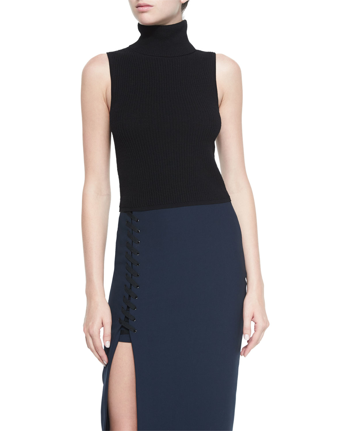 Find great deals on eBay for black turtleneck sleeveless. Shop with confidence.