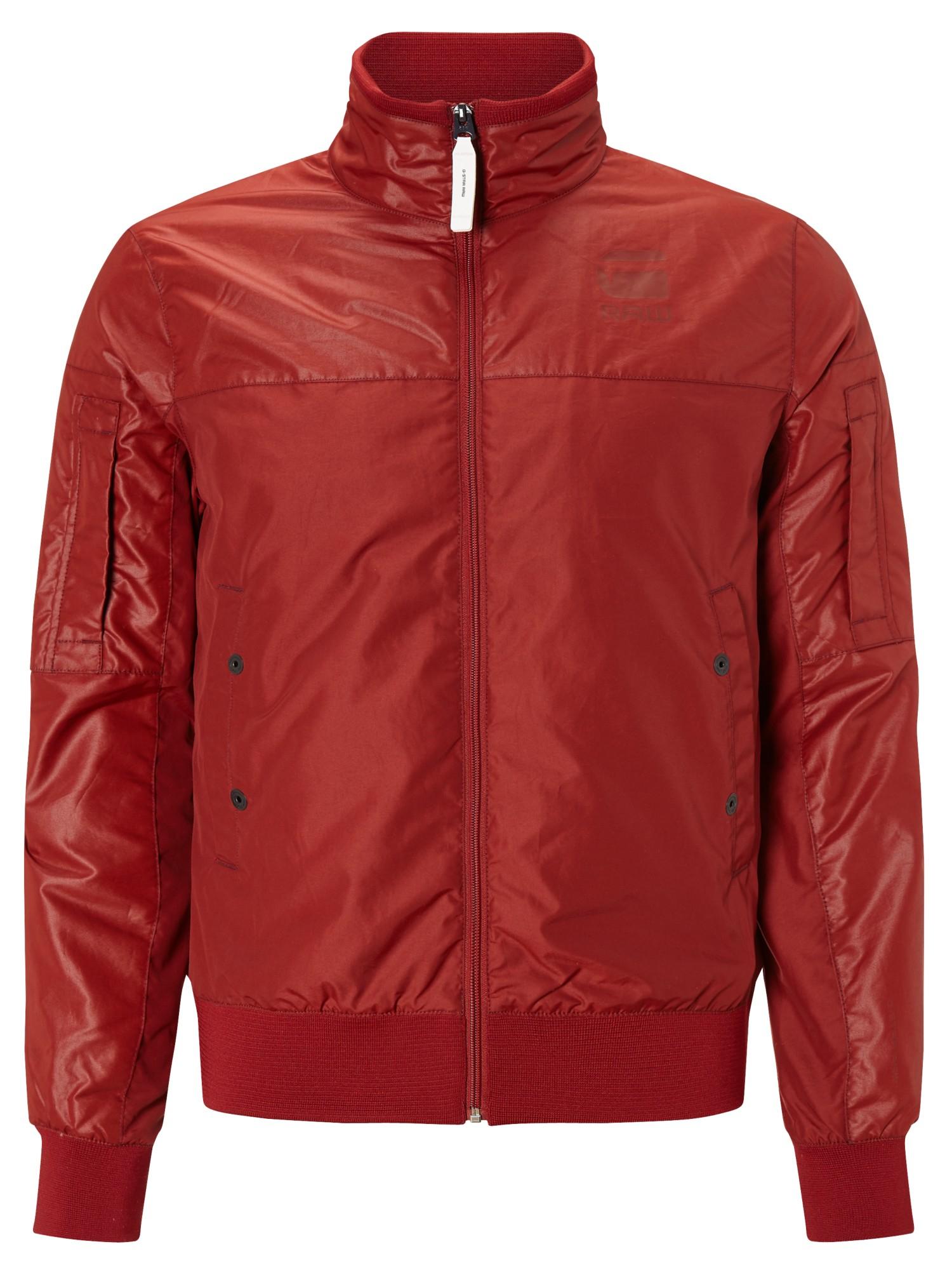 g star raw nancor vest boxer jacket for men lyst. Black Bedroom Furniture Sets. Home Design Ideas