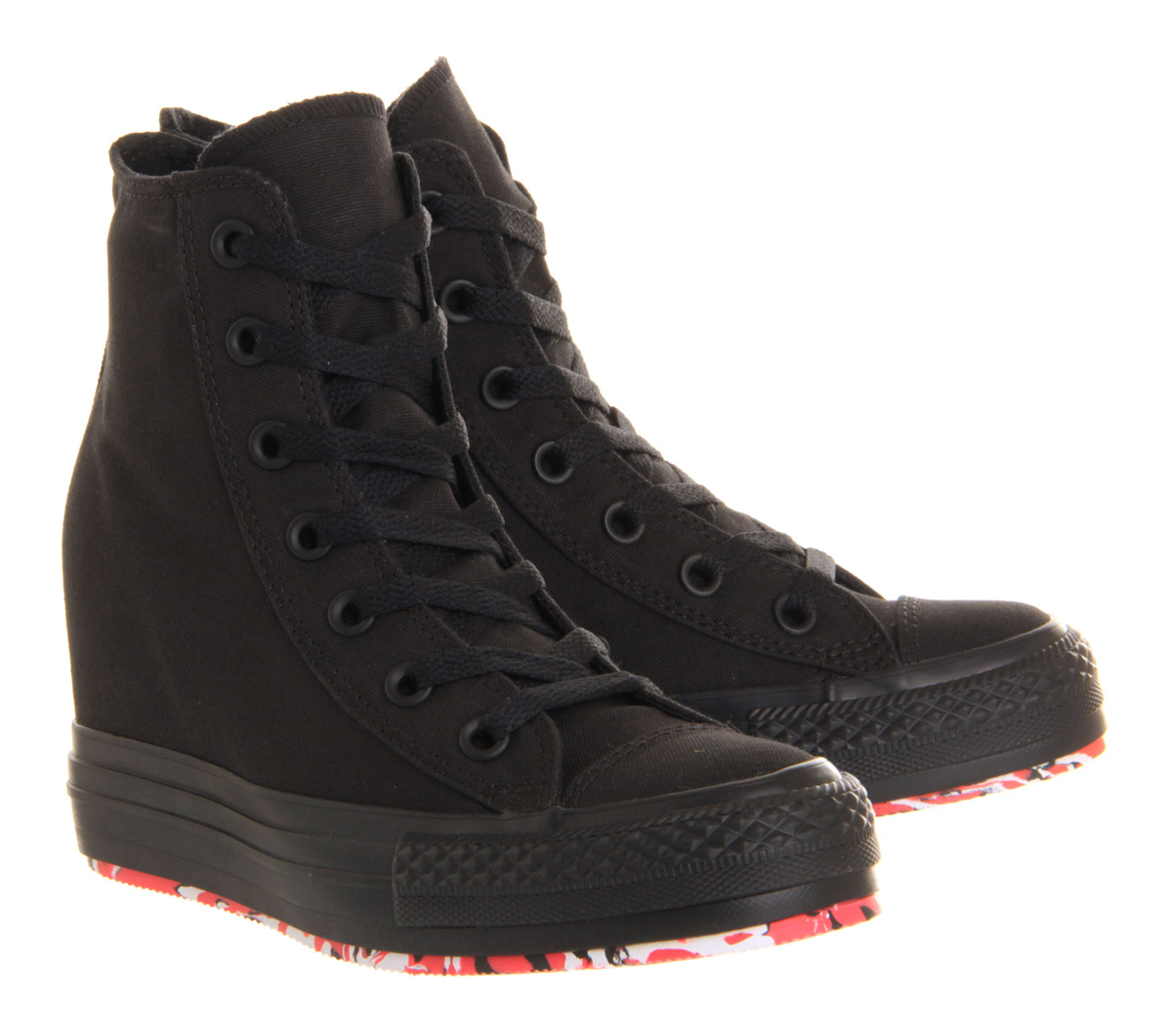 Converse Ctas Platform Plus In Black Lyst