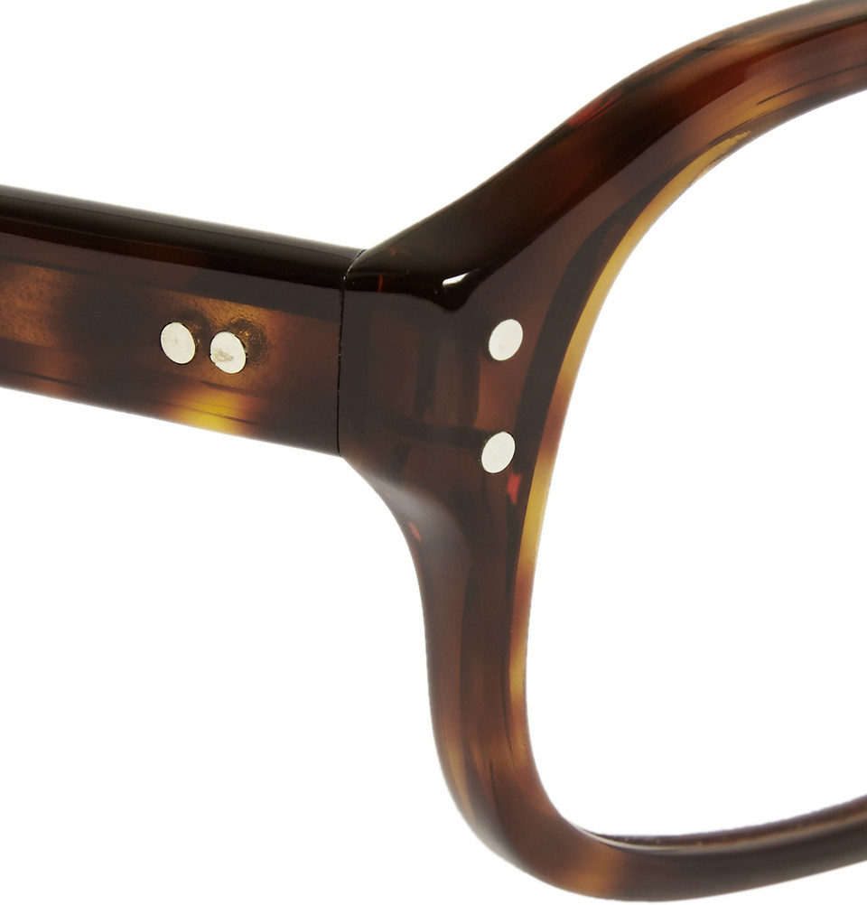 Kingsman Glasses Frame : Kingsman Cutler And Gross Tortoiseshell Acetate Square ...
