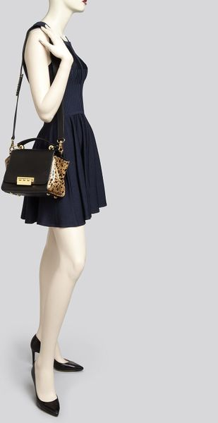 Zac Zac Posen Crossbody Bag Eartha Soft Mini Top Handle In