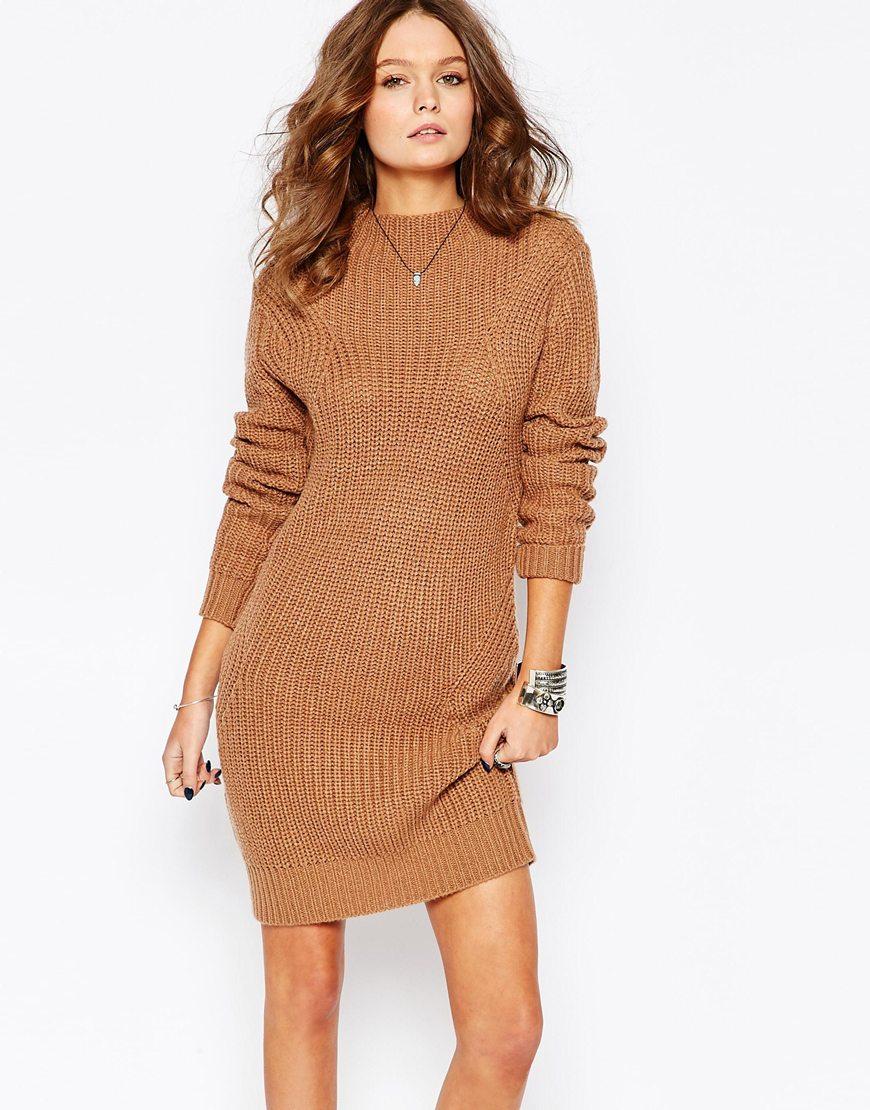 Fashion union sweater dress