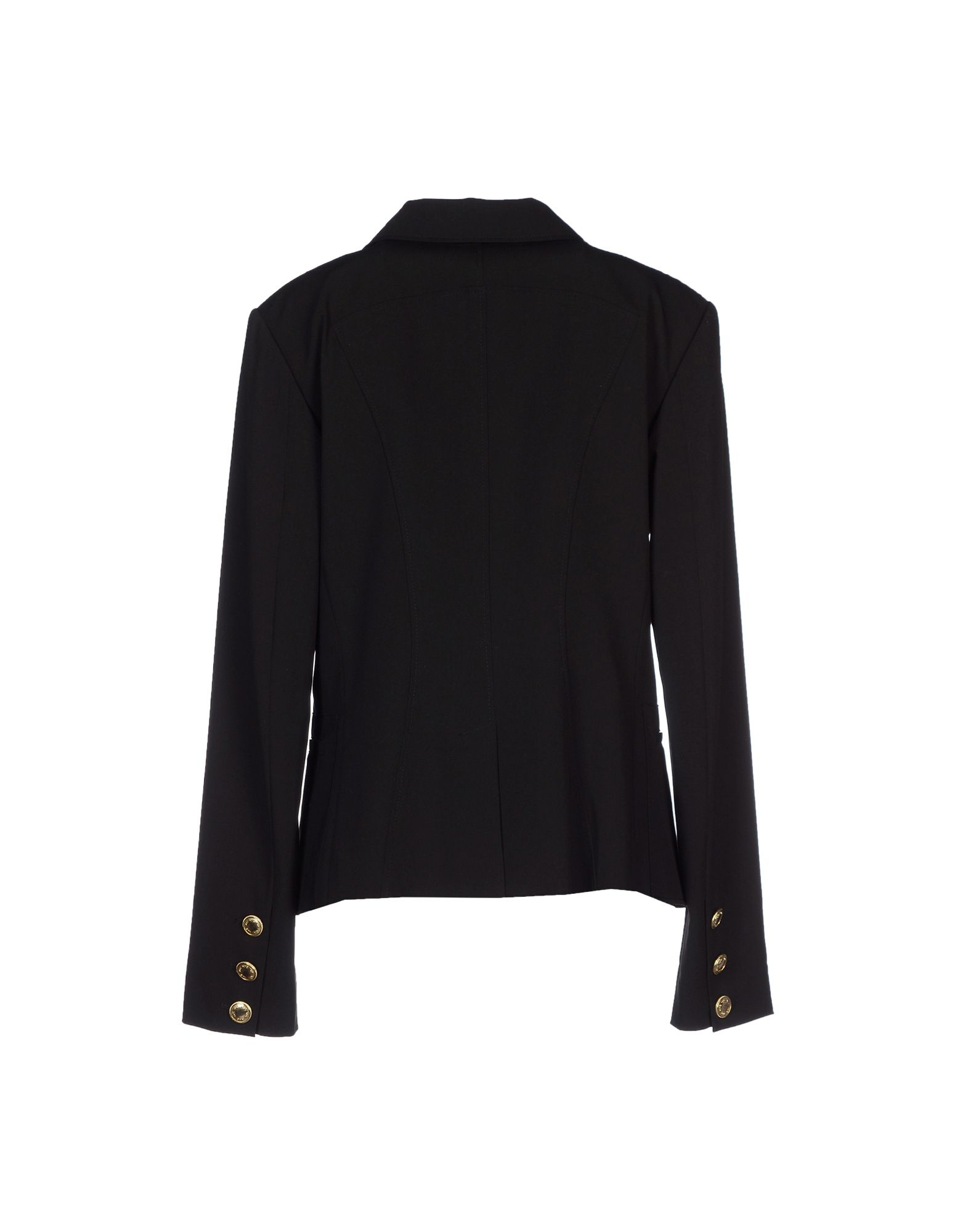 Versace Jeans Couture Synthetic Blazer in Black