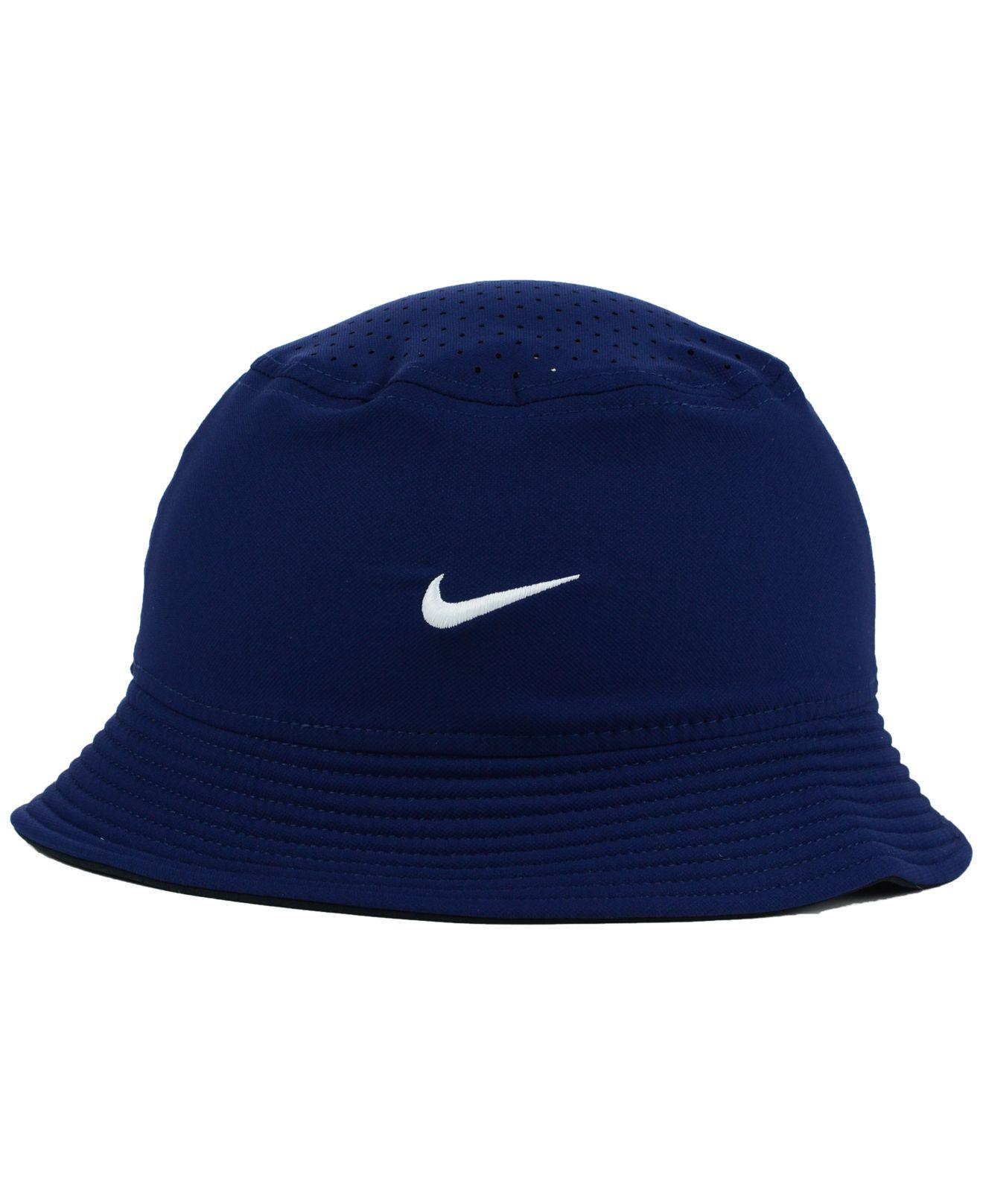 Lyst - Nike Connecticut Huskies Vapor Bucket Hat in Blue for Men f549076c184