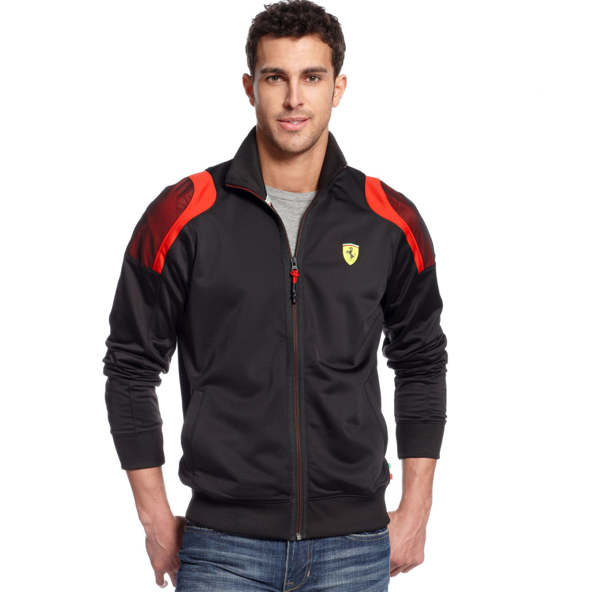 50\u20ac puma ferrari jackets for men , Achat