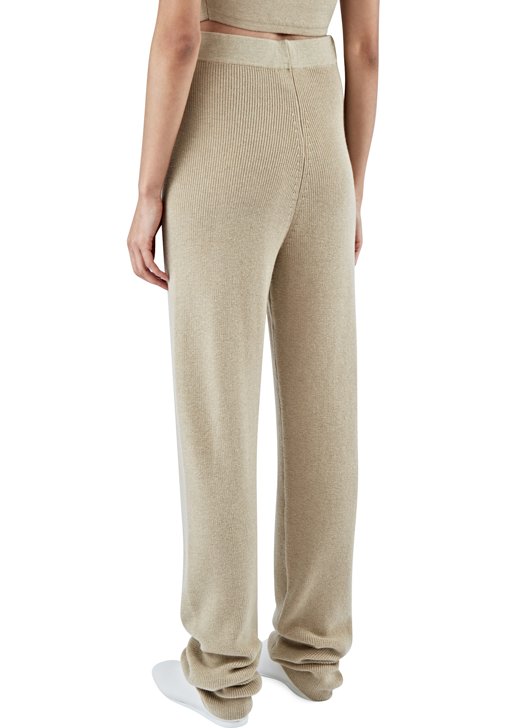 Cool Slim Knit Pant  Knit Pants  JCrew