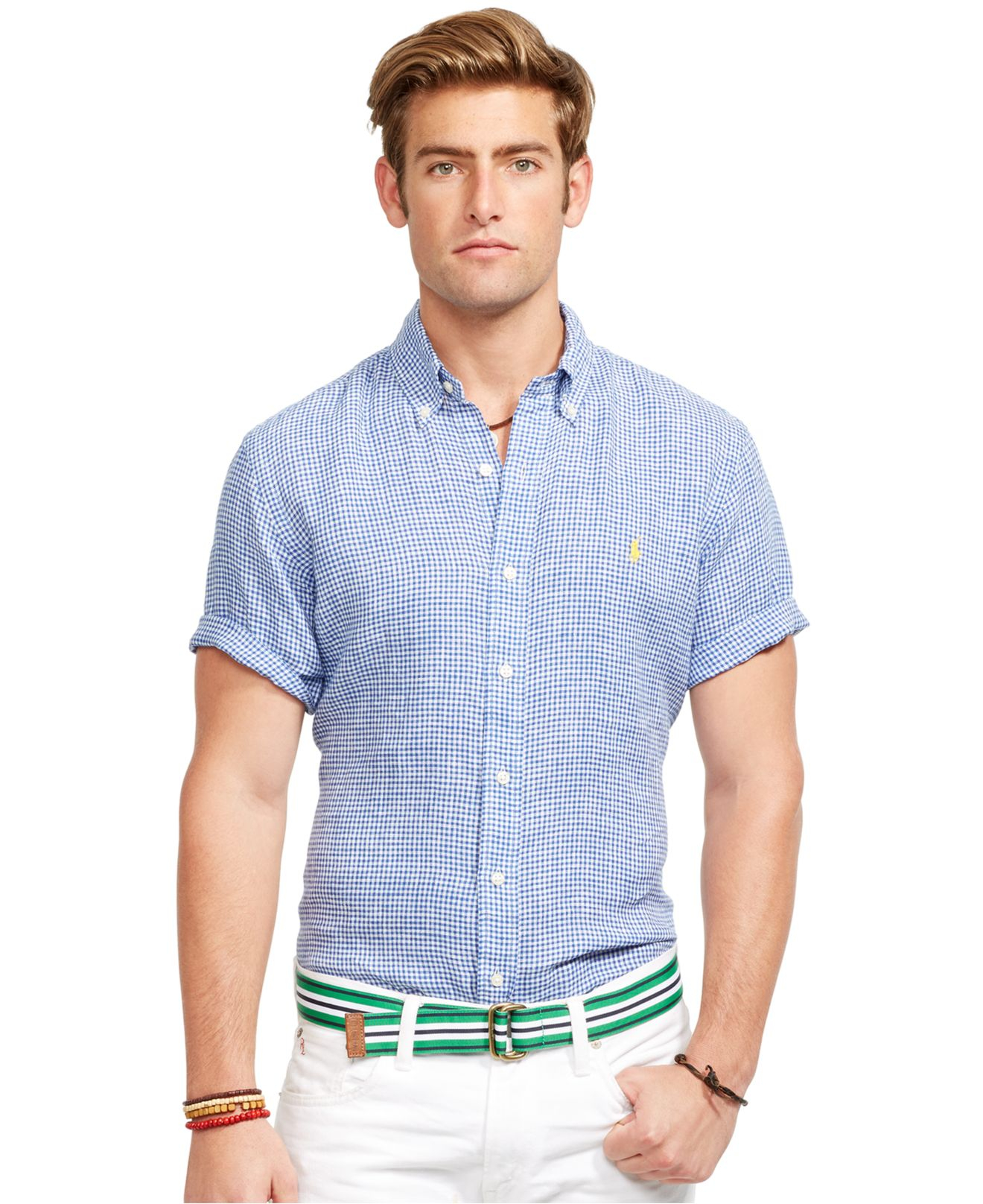 Shop Perry Ellis discounted clothing for men, including pants, polos, shirts, suits, shorts and more apparel items on sale now. Find your favorite styles and take advantage of prices at a discount on quality and comfortable apparel.