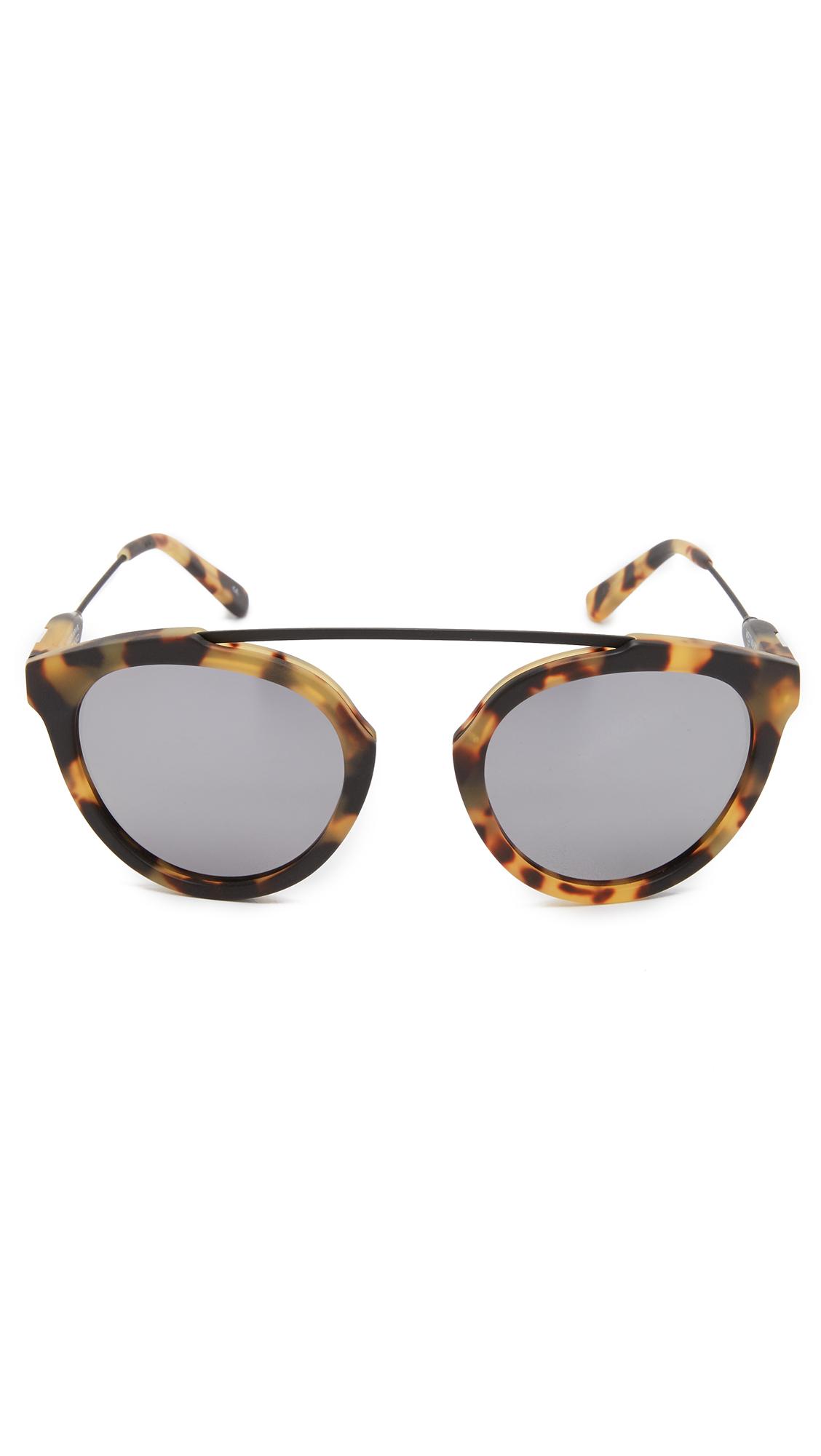 Westward Brown Sunglasses Leaning Men 1 Lyst For In Flower fF14wqrxfH