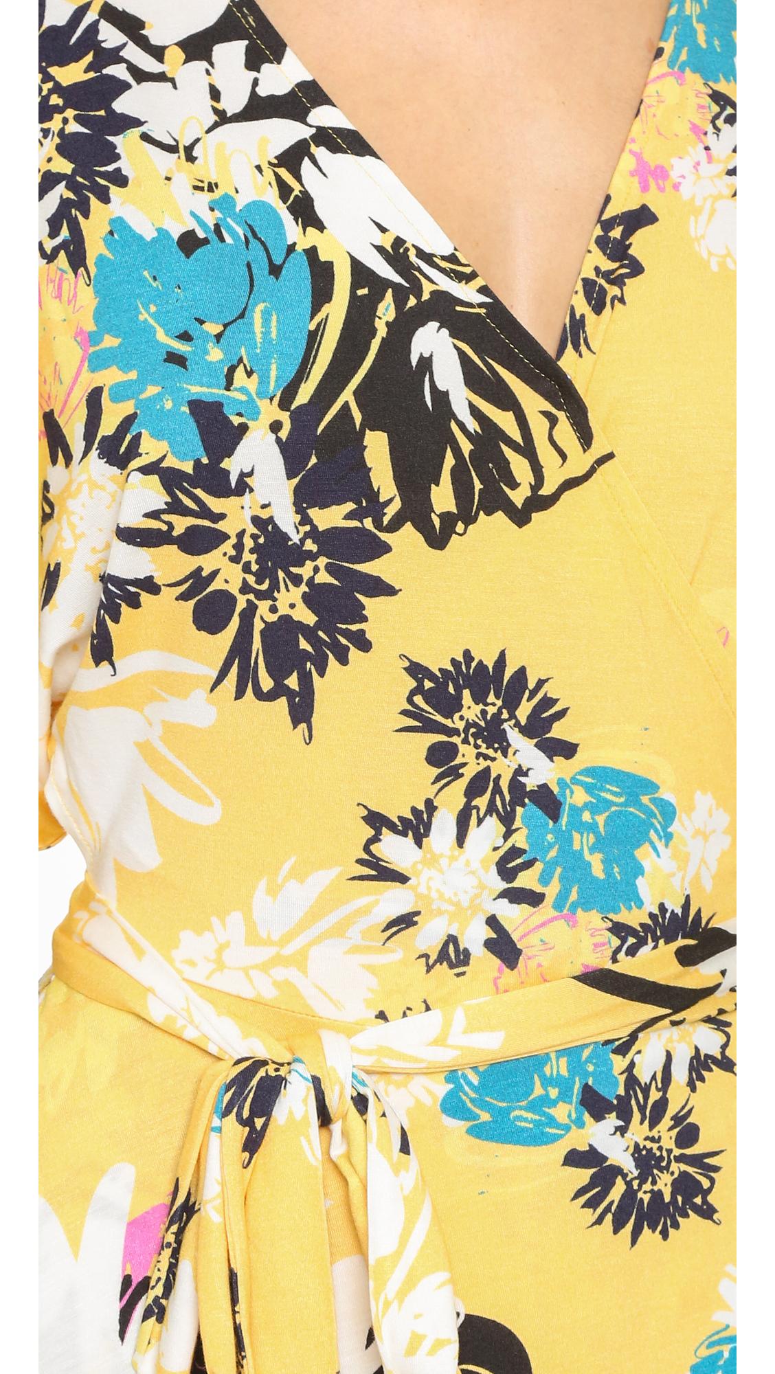 Lyst Yumi Kim Sakura Kimono Dress
