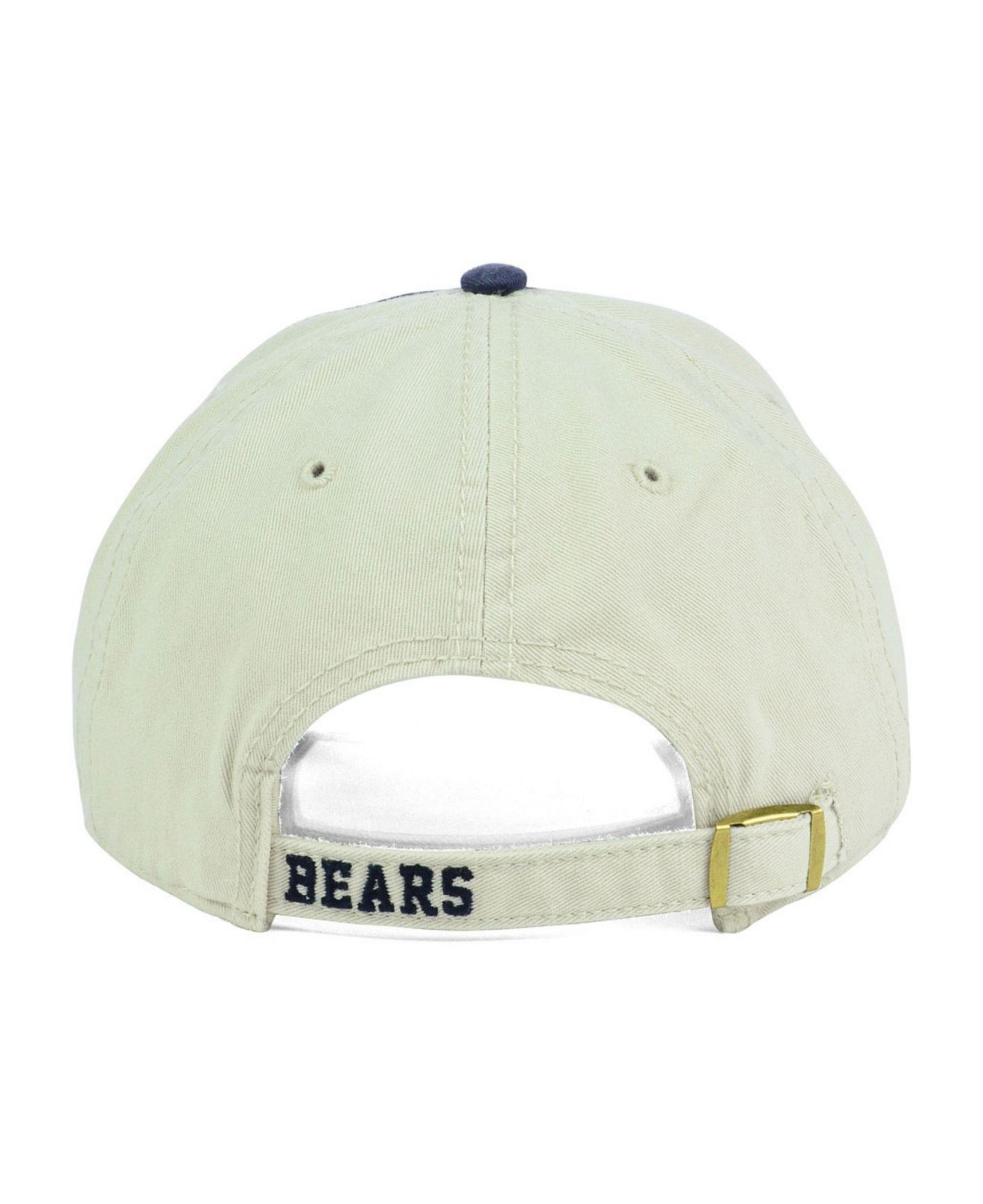 7b1630b67ae Lyst - 47 Brand Chicago Bears Nfl Derby Clean Up Cap in Blue for Men
