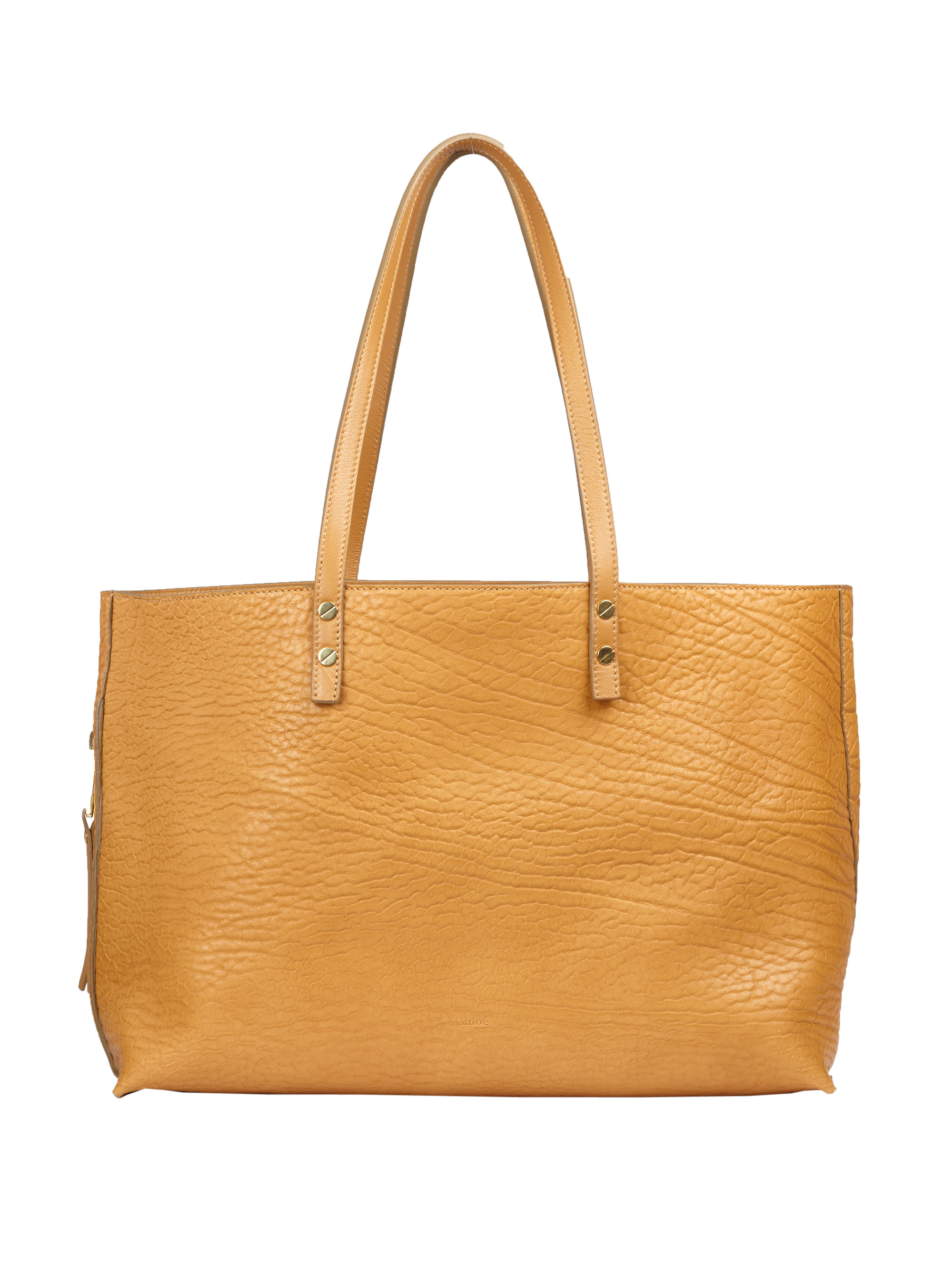 Chloé Dilan Large East-west Tote in Beige (SAVANNA) | Lyst