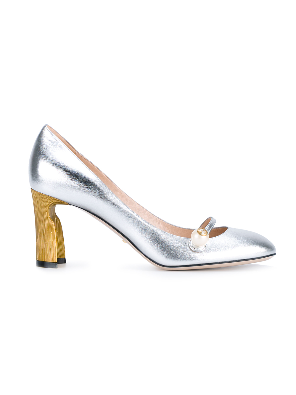 Gucci Patent Leather Heels OF89f