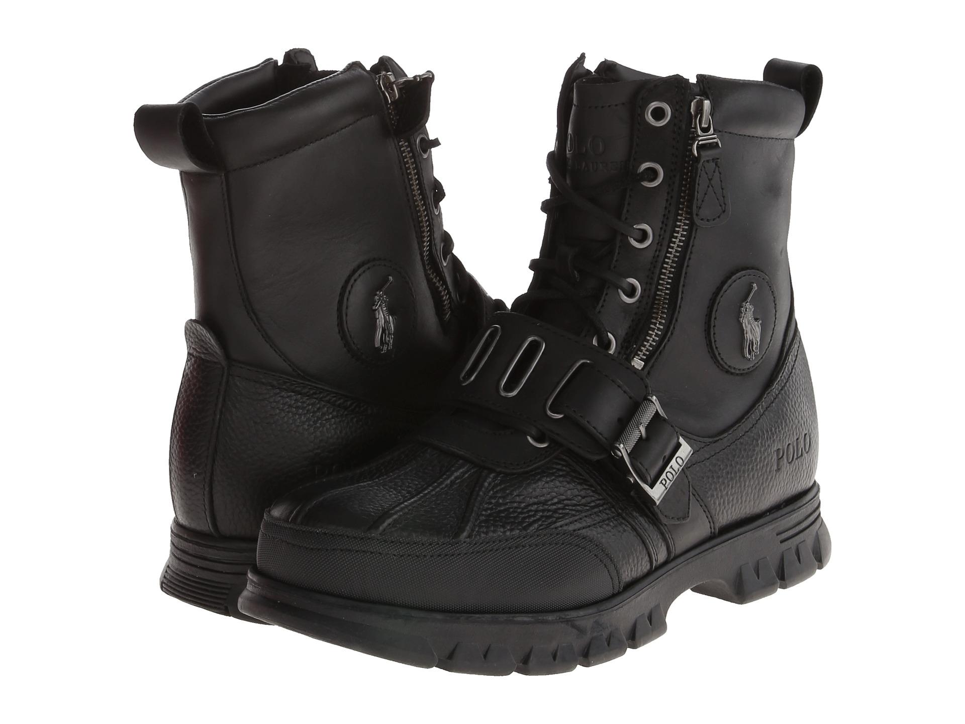 e5fab836f55 Men's Black Rodway Nubuck Boot
