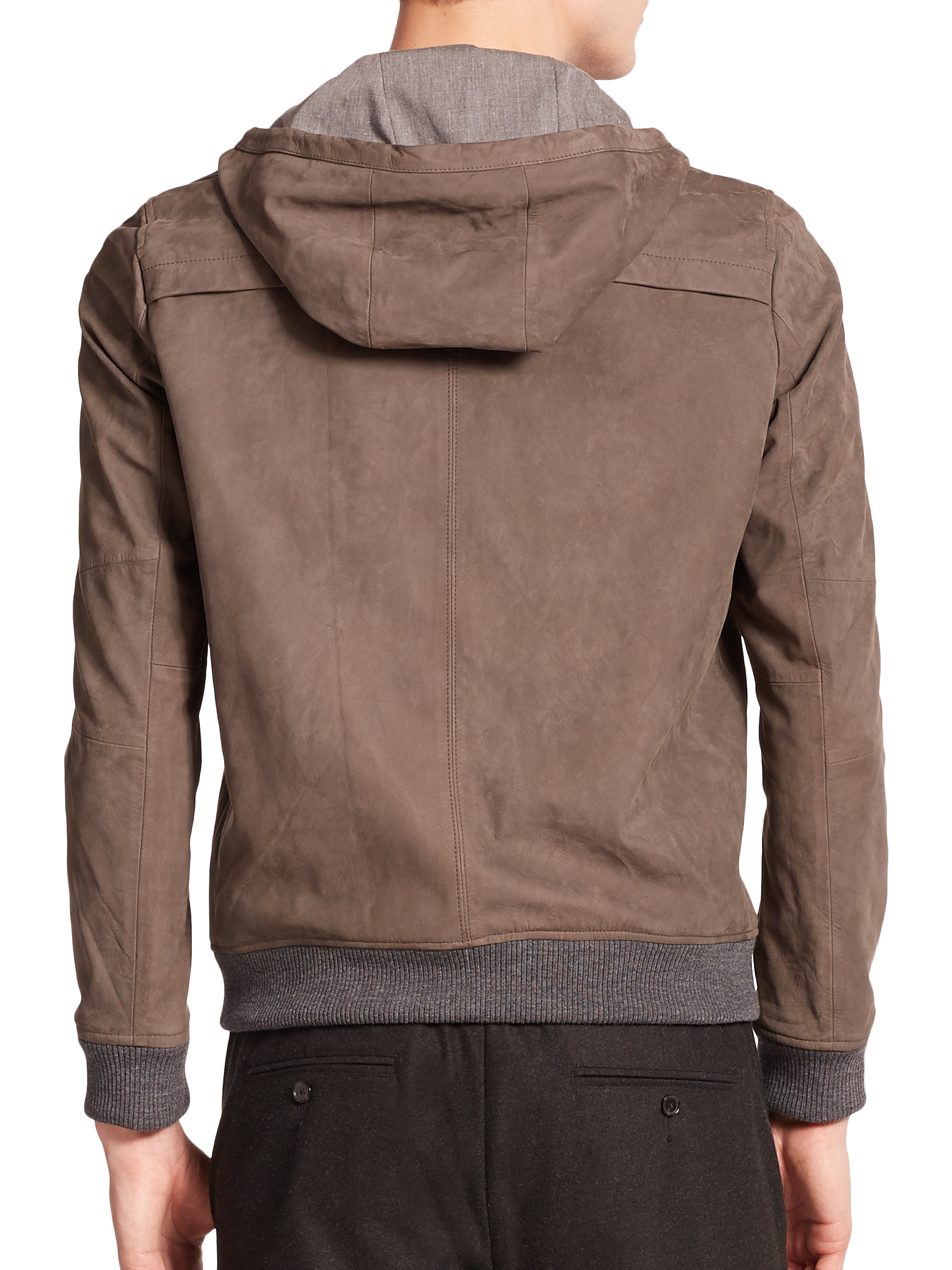 vince-light-bro... Leather Jackets For Women Light Brown