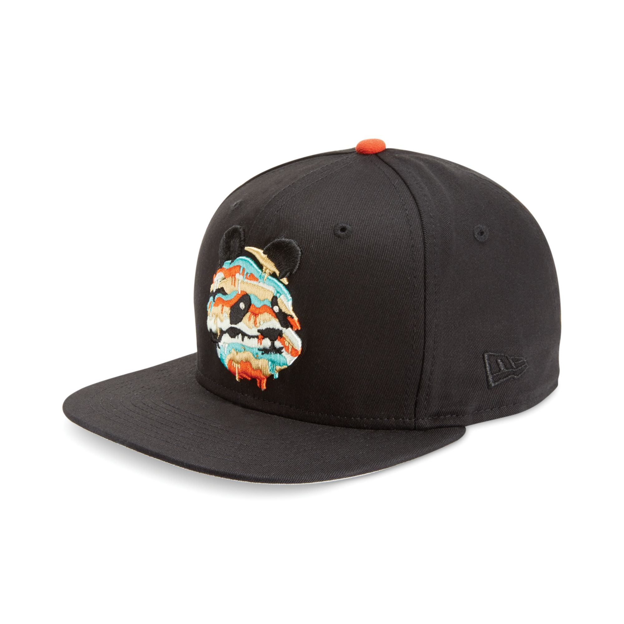Lrg Panda Dripper Hat In Black For Men Lyst