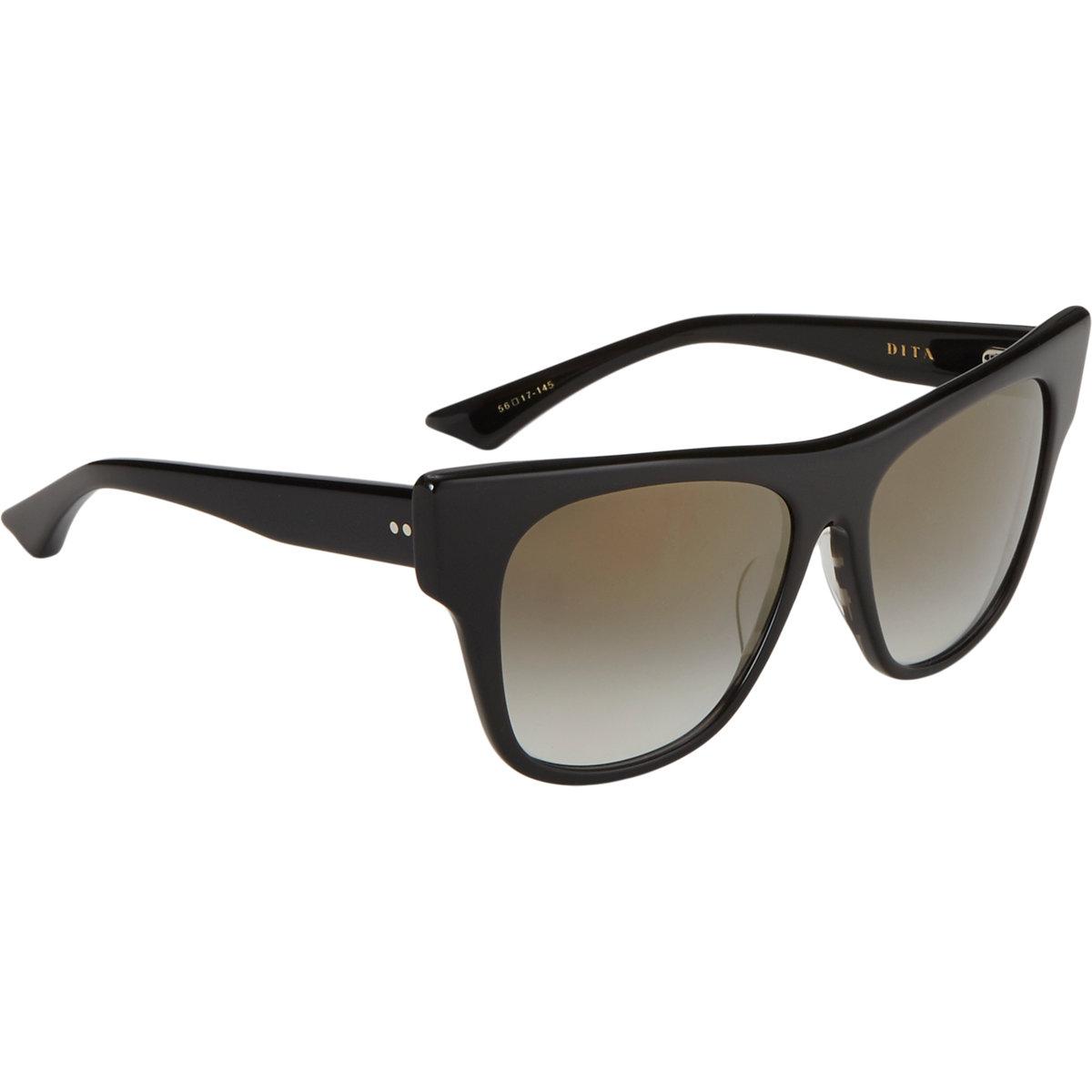 a2fedb3aed Dita Arrifana Sunglasses in Black