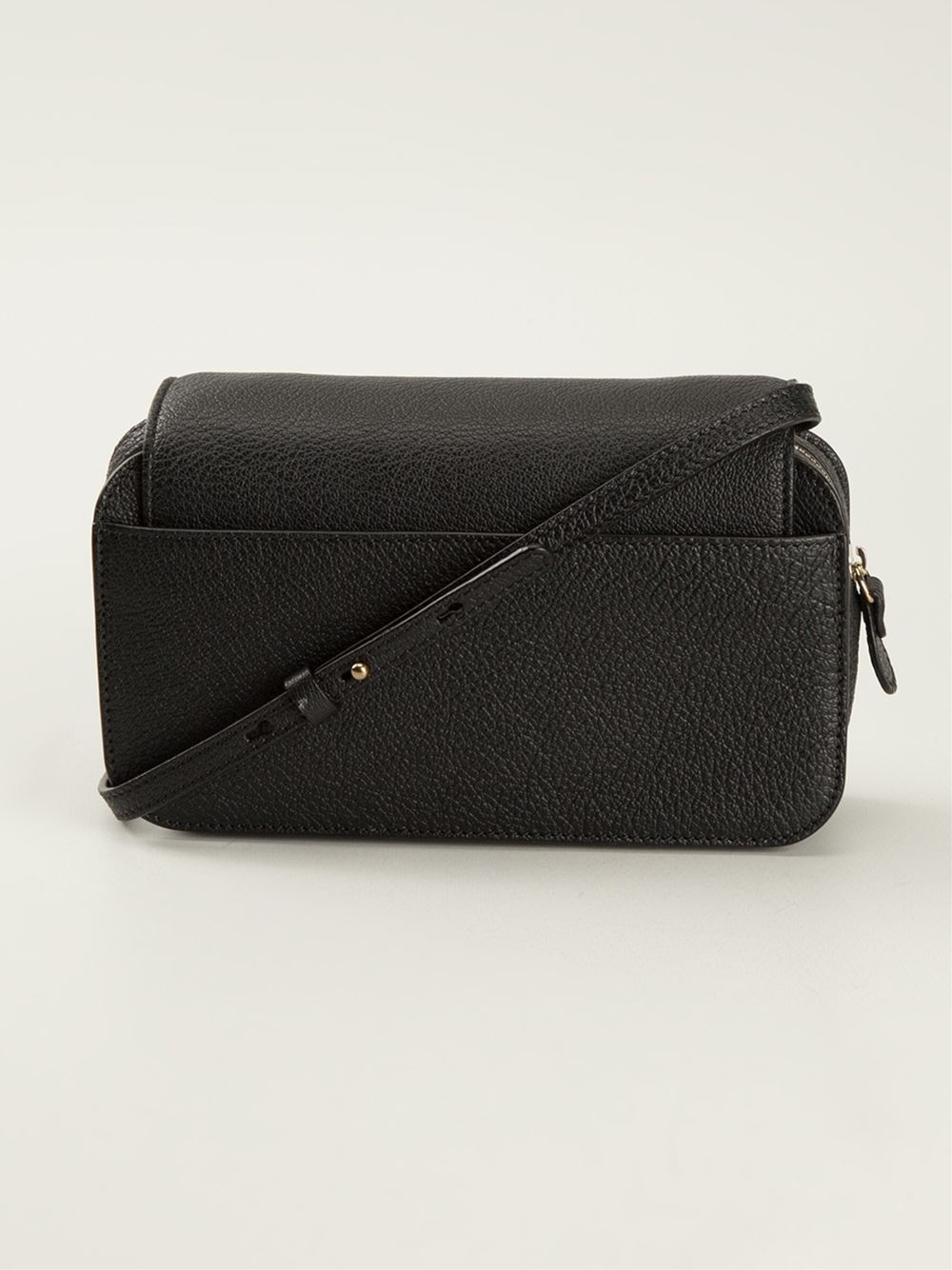 Chlo�� \u0026#39;Elsie\u0026#39; Cross Body Bag in Black | Lyst
