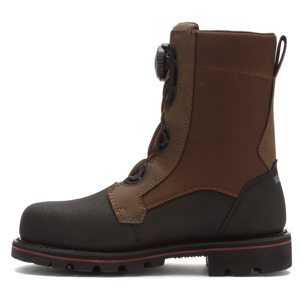 fbd1677c245 Wolverine Boa Lace Boots   Ensas