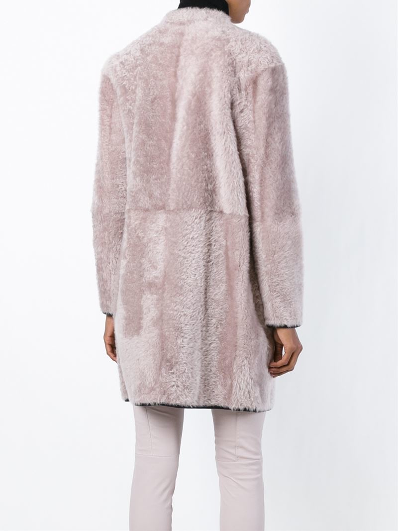 Drome Shearling Coat HOvCp6