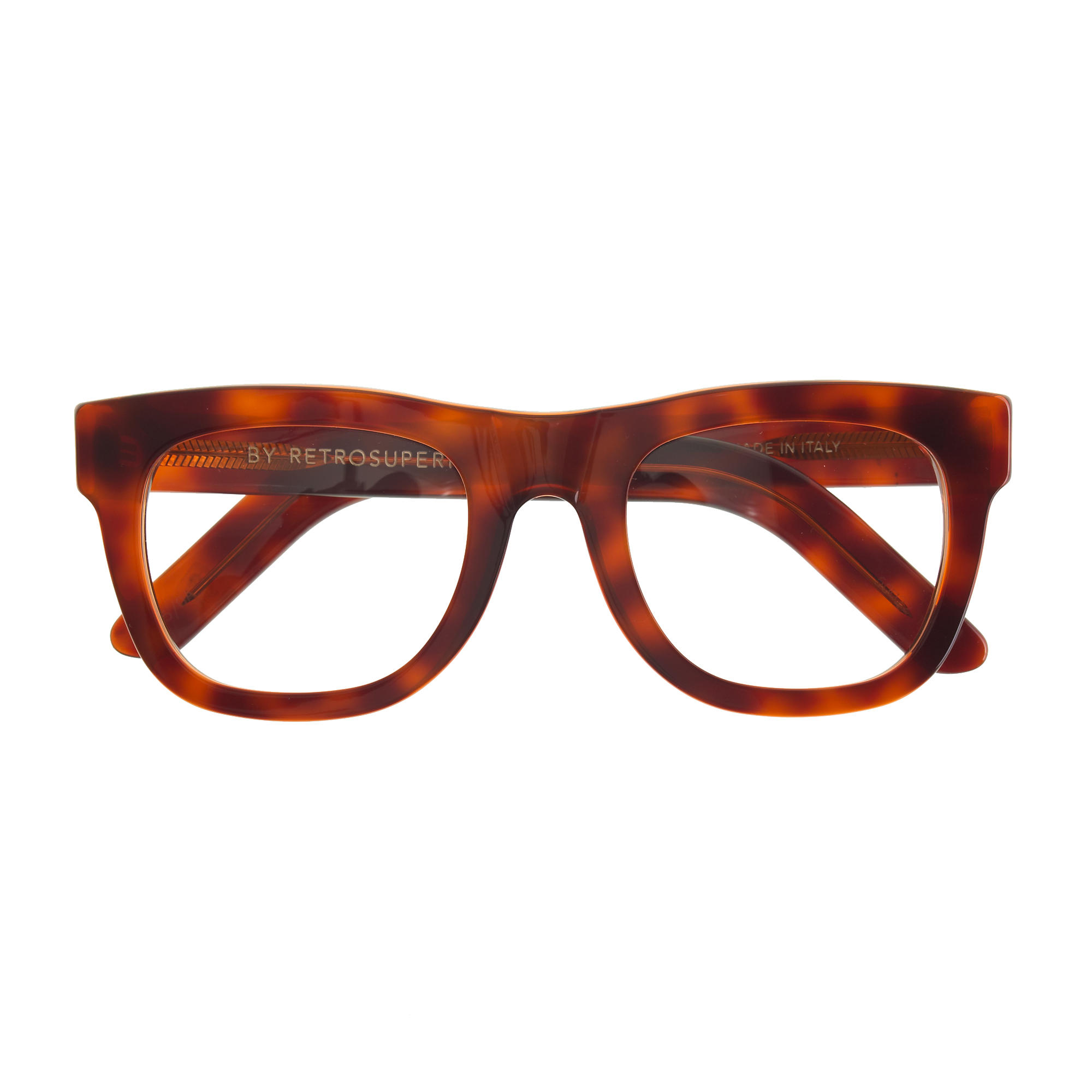 7739f4b00f Lyst - J.Crew Super™ Ciccio Eyeglasses in Brown