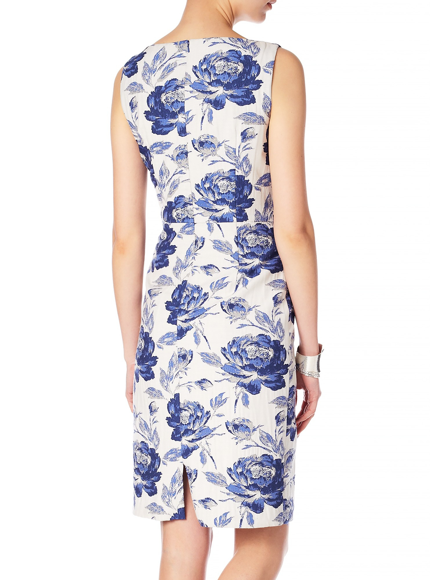 Phase Eight Blue Kailey Dress