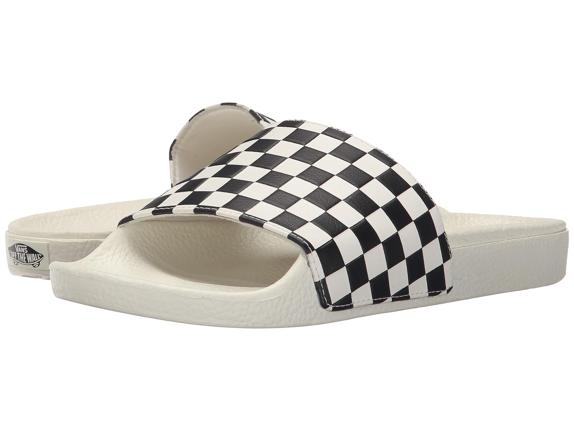 Vans Slide-on in White for Men | Lyst