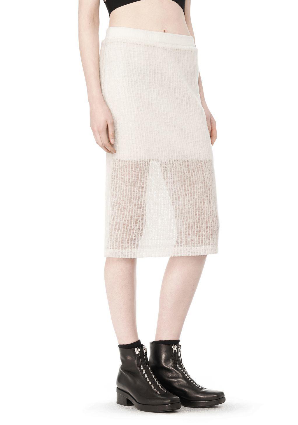 Tailbone, medical 2 Layer skirt