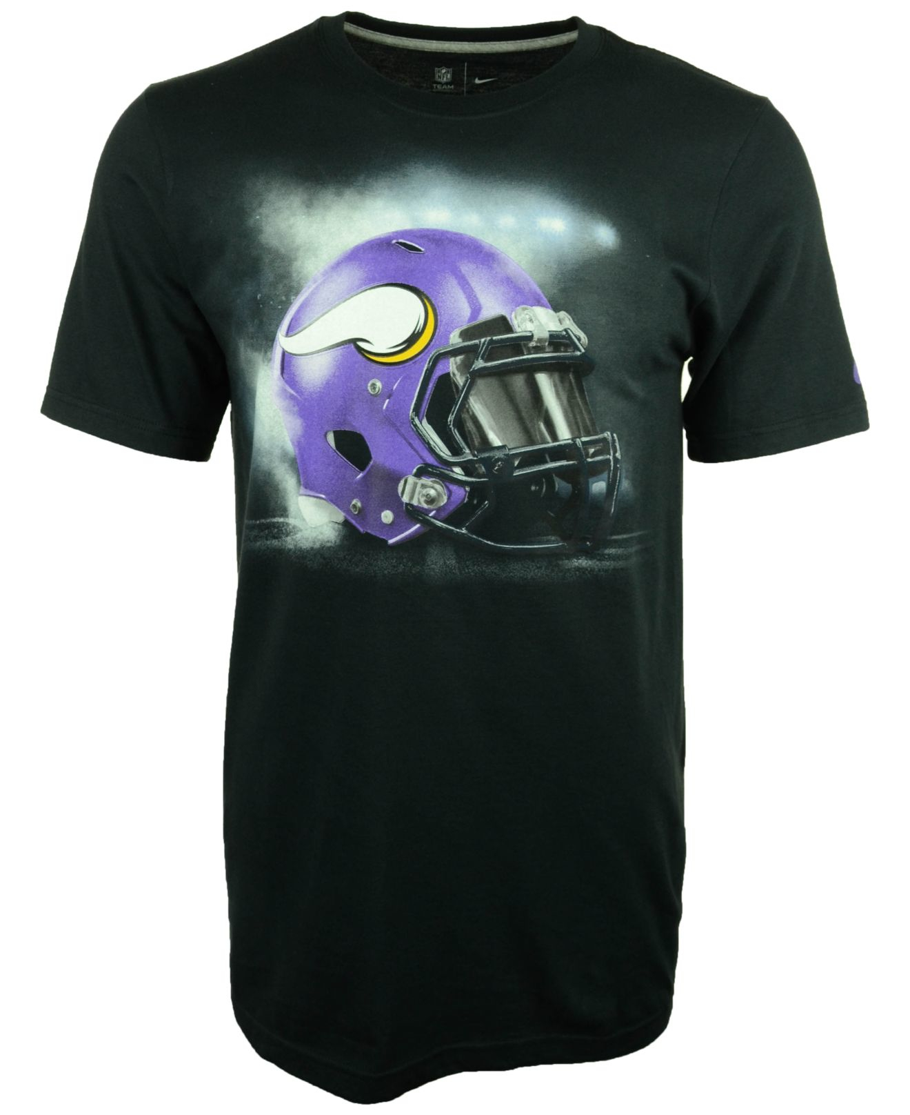 Lyst - Nike Men s Minnesota Vikings Vapor Helmet Graphic T-shirt in ... 13db004c2
