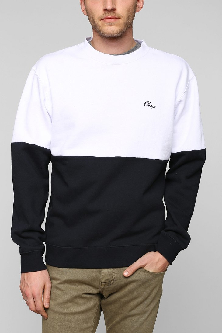 Obey pullover hoodie