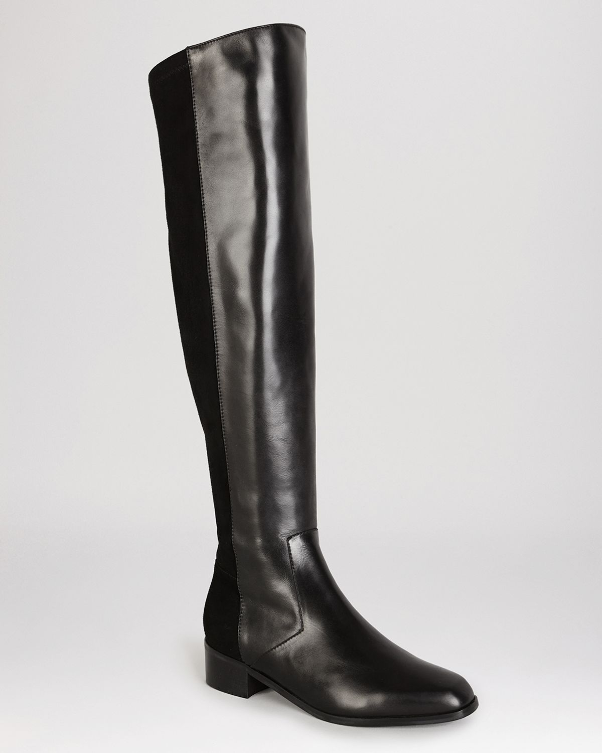 Karen Millen Ponyhair Knee-High Boots discount factory outlet fashion Style sale online cheap sale fashion Style n3VHLN