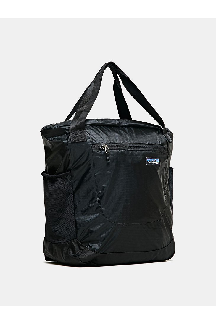 Patagonia Lightweight Travel Tote Backpack In Black Lyst