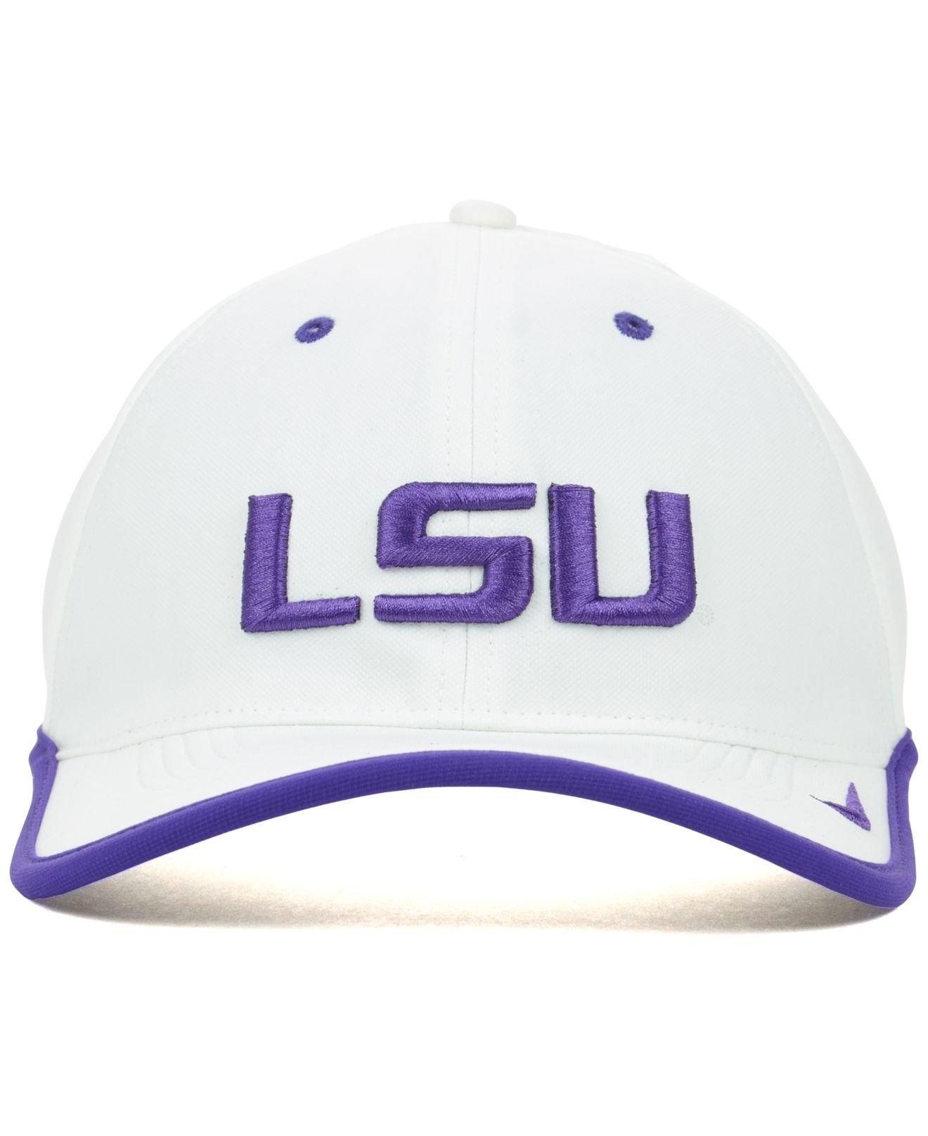 71ef16fb65235a Nike Lsu Tigers Coaches Dri-fit Cap in Purple for Men - Lyst