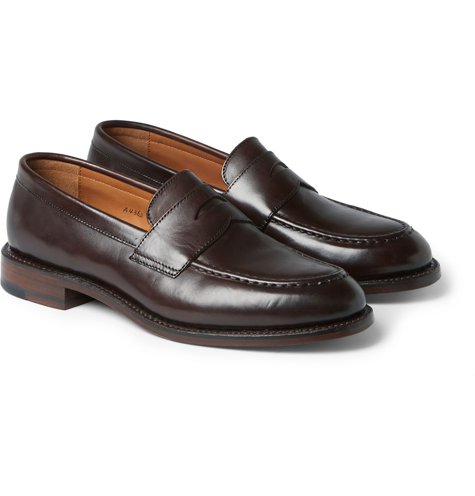 e4b49e0232c Gallery. Previously sold at  MR PORTER · Men s Penny Loafers ...