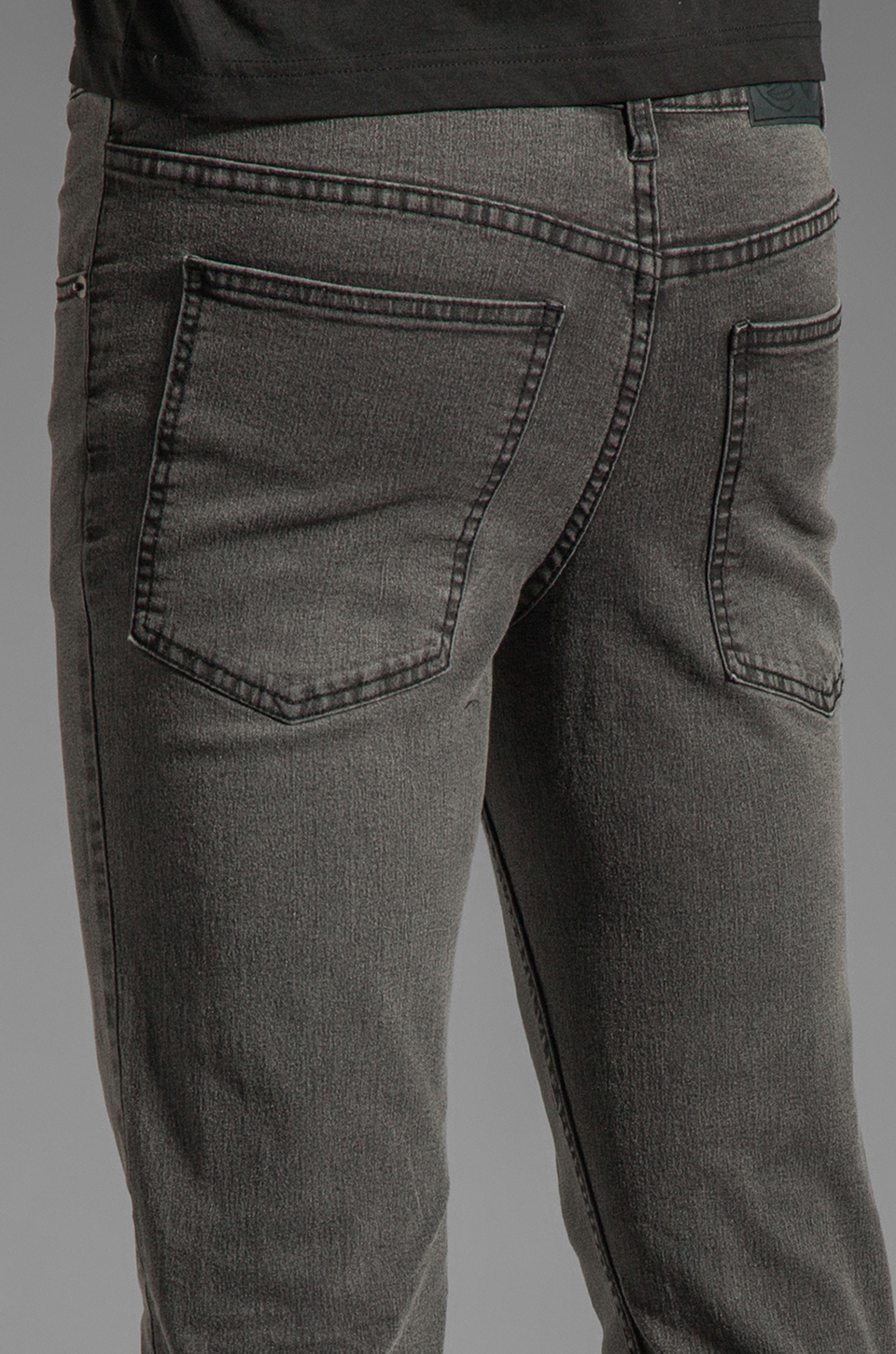 Lyst Cheap Monday Tight Jeans In Gray For Men