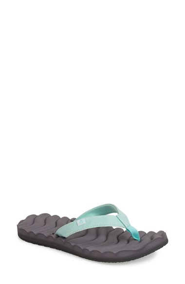 6fbfec36d3b9 Lyst - Reef  super Swell  3d Cushioned Flip Flop in Blue