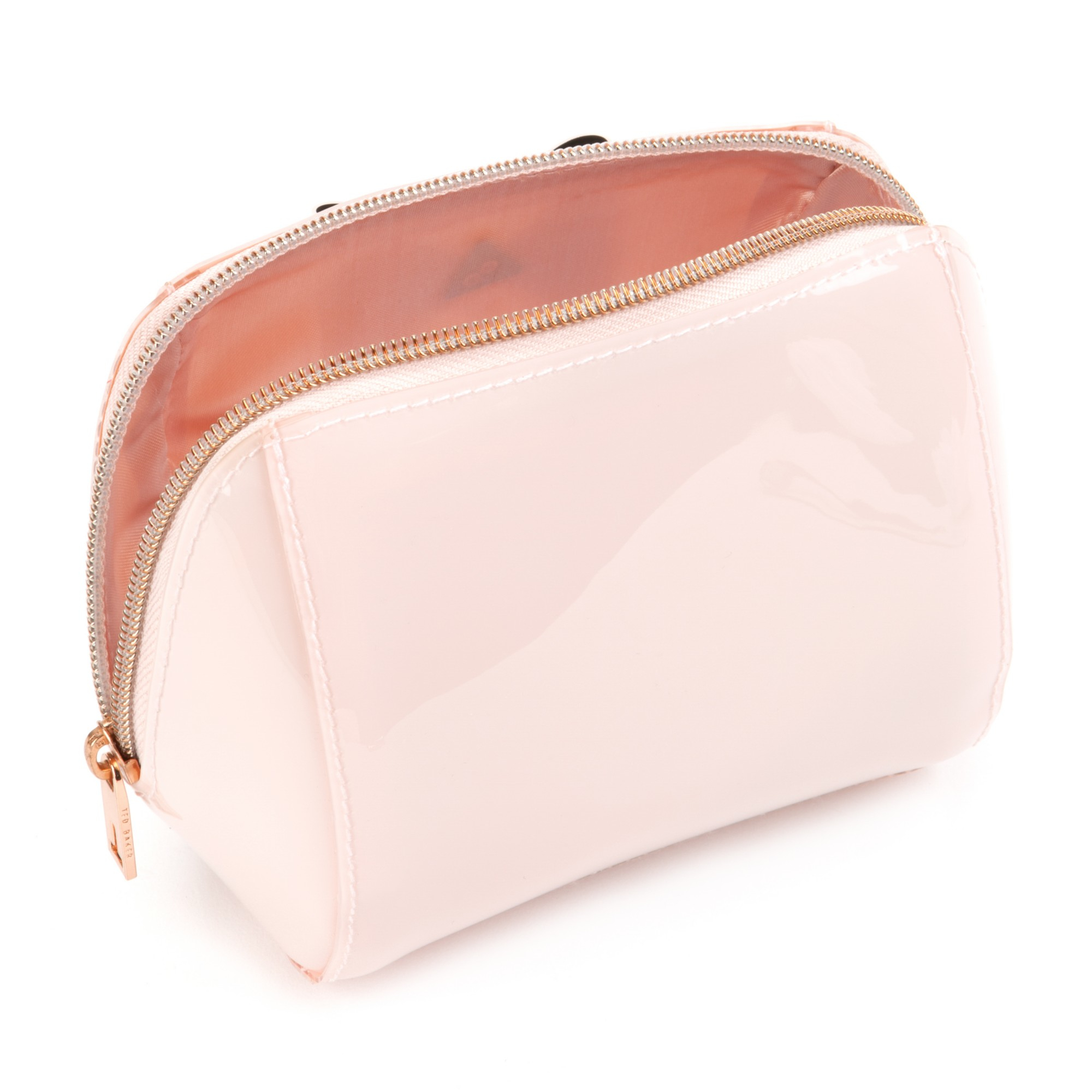 f5ce5222fc7 Ted Baker Denty Bow Makeup Bag in Pink - Lyst