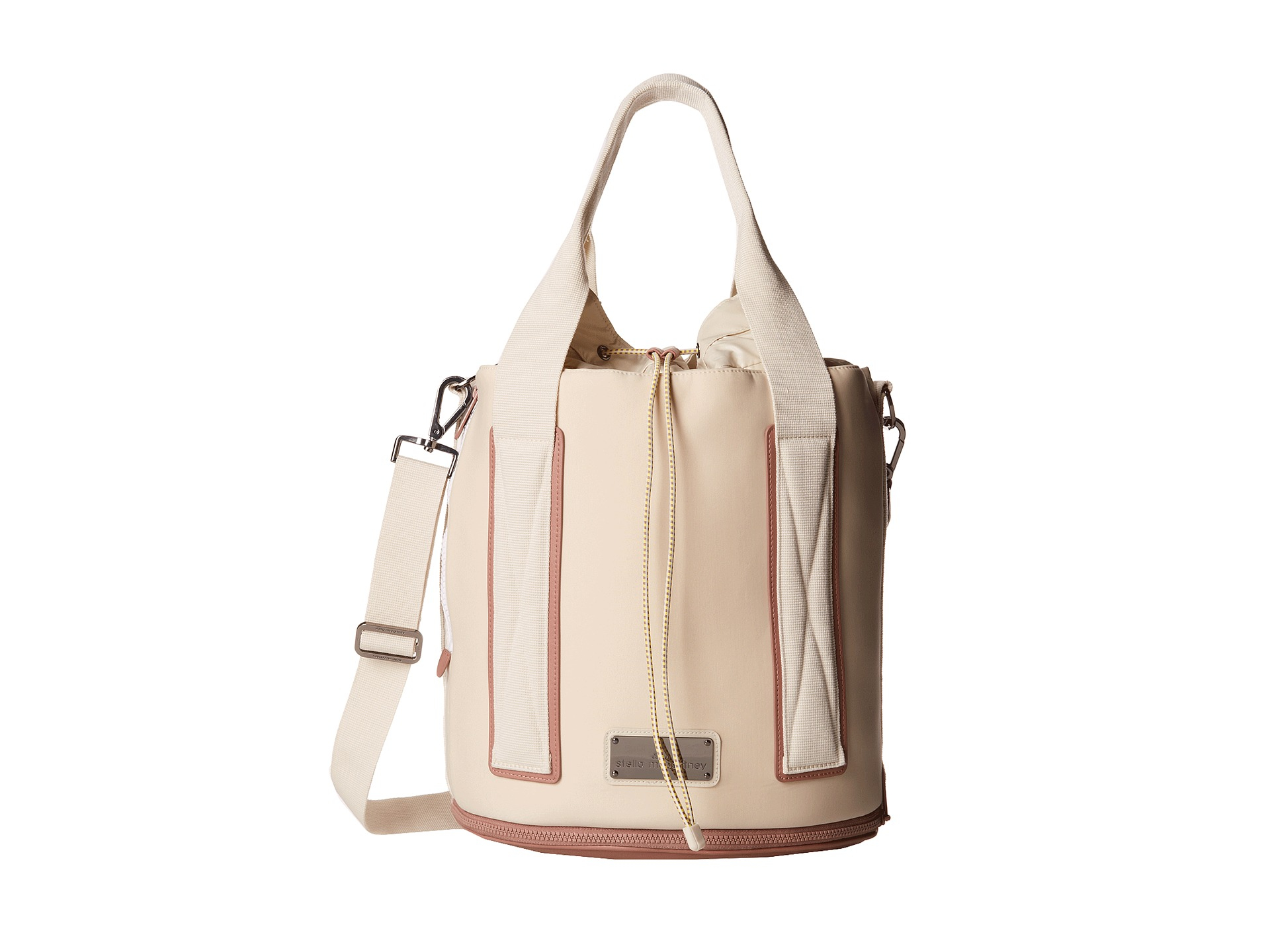 d01cf67812e8 Lyst - adidas By Stella McCartney Barricade Tennis Bag in Natural