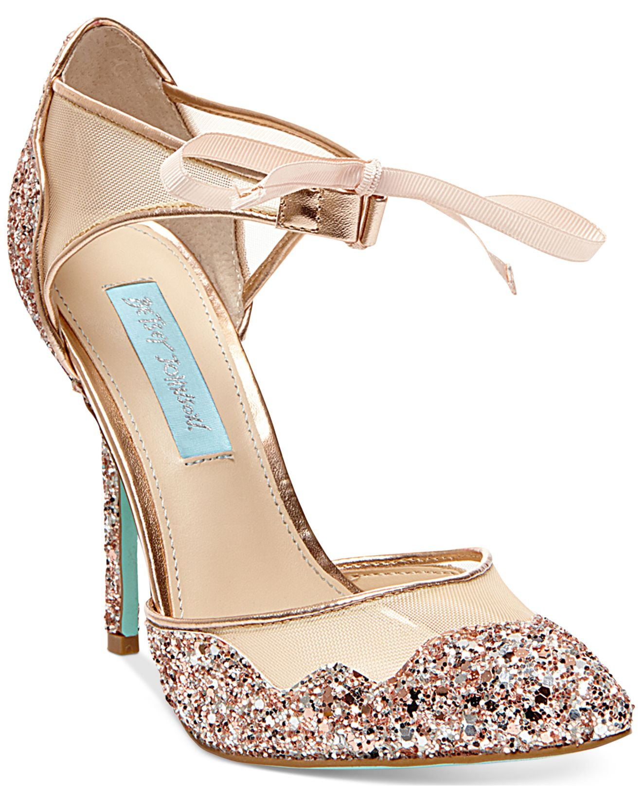 Macy S Betsey Johnson Shoes