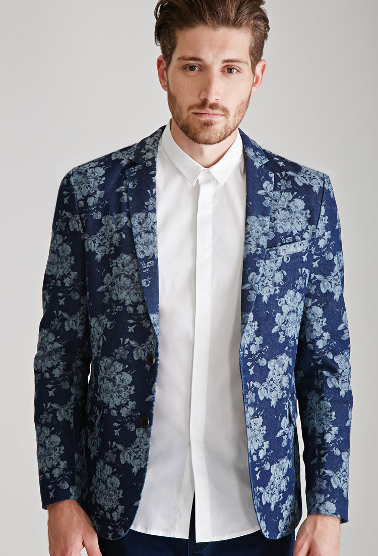 Mens Patterned Blazers Magnificent Decorating Ideas