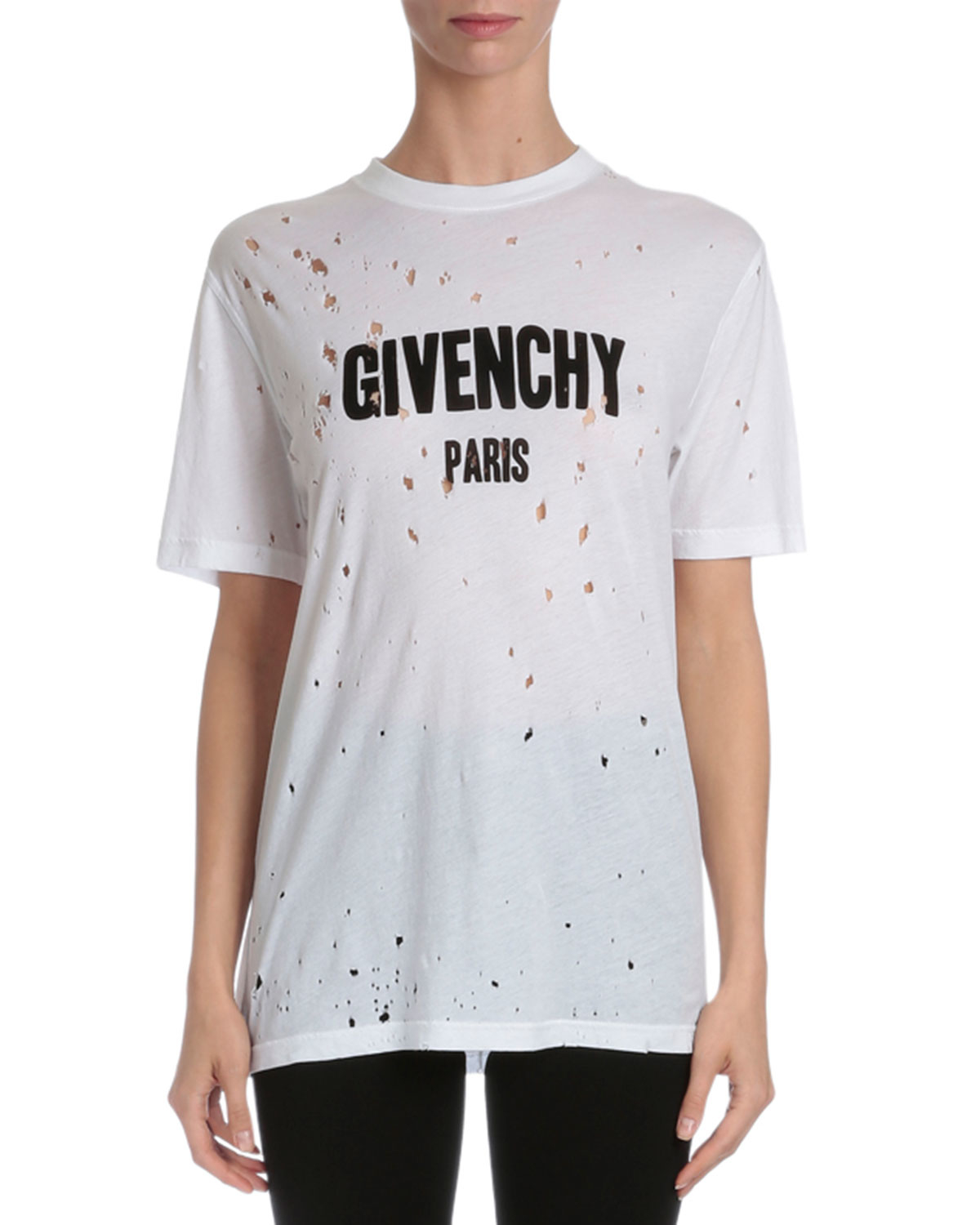 8b8350148 Gallery. Previously sold at: Bergdorf Goodman · Women's Distressed T Shirts