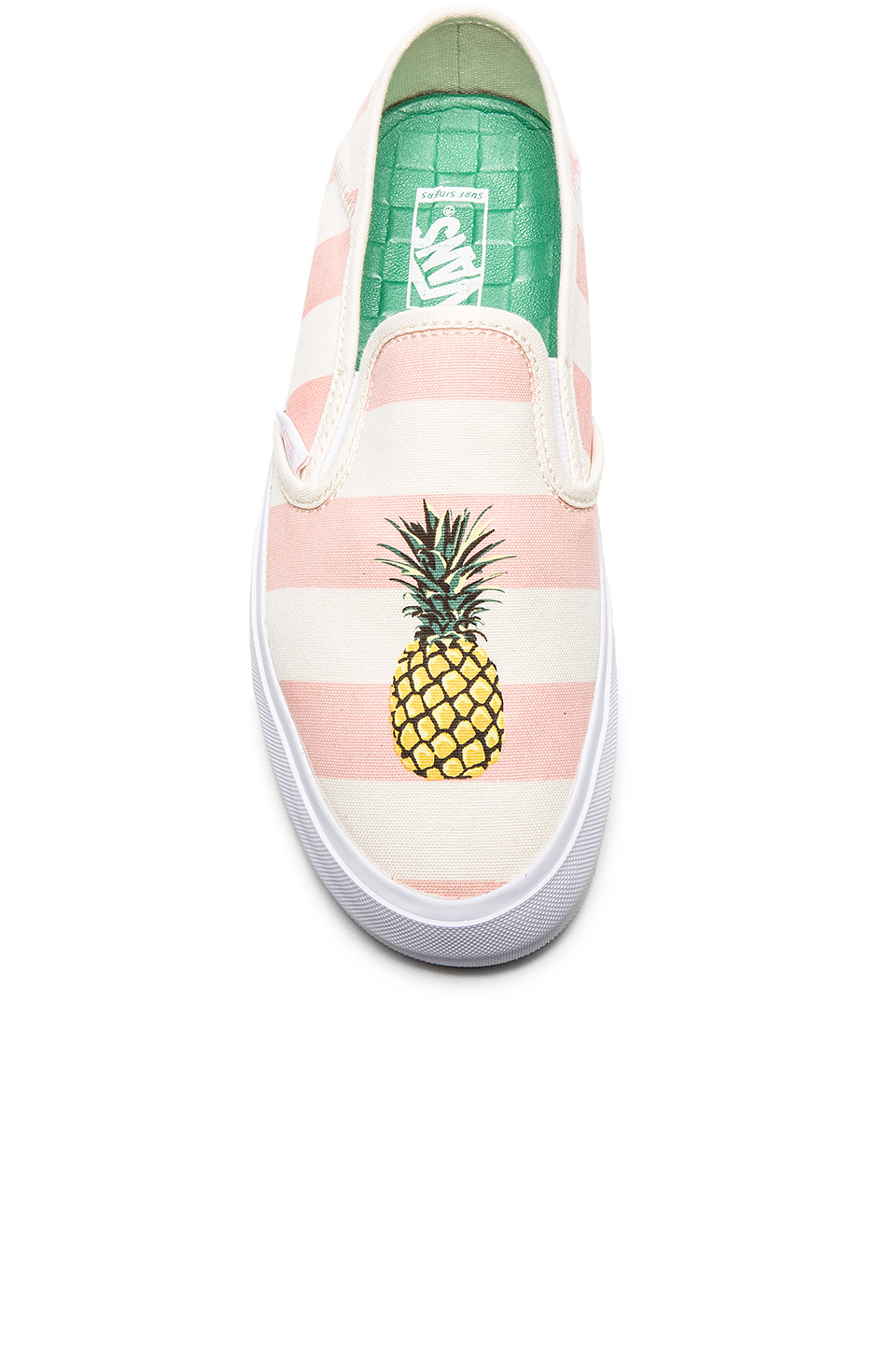 Lyst Vans Slip On Sf Sneaker In Pink
