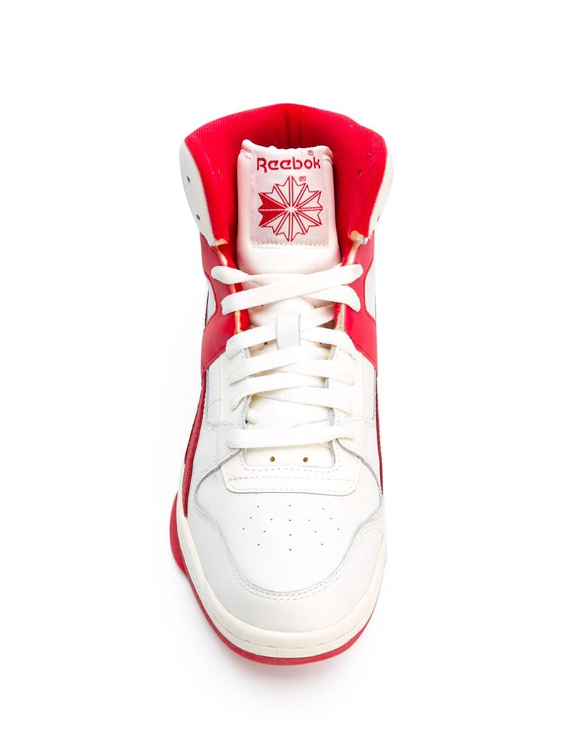 size 40 37657 d9ad2 Reebok Red 'bb 5600' Hi-top Sneakers for men