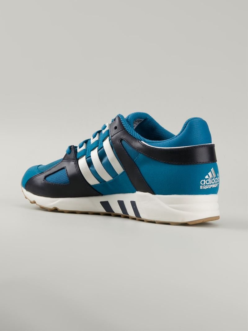 best loved 3fc68 14430 Lyst - Adidas equipment Running Support 93 Trainers in Blue