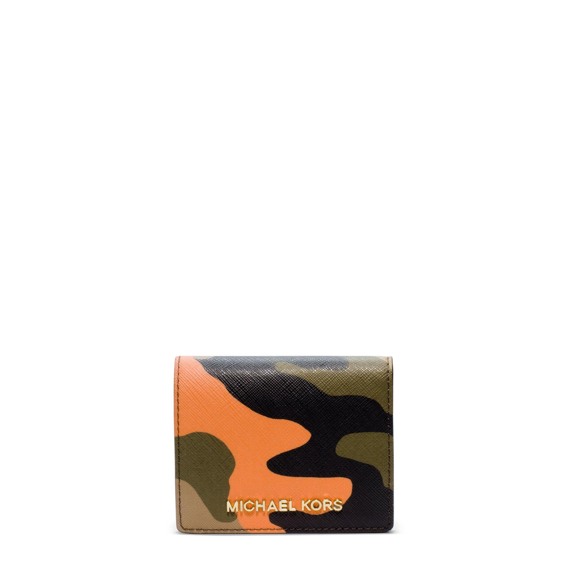 Michael Kors Jet Set Camouflage