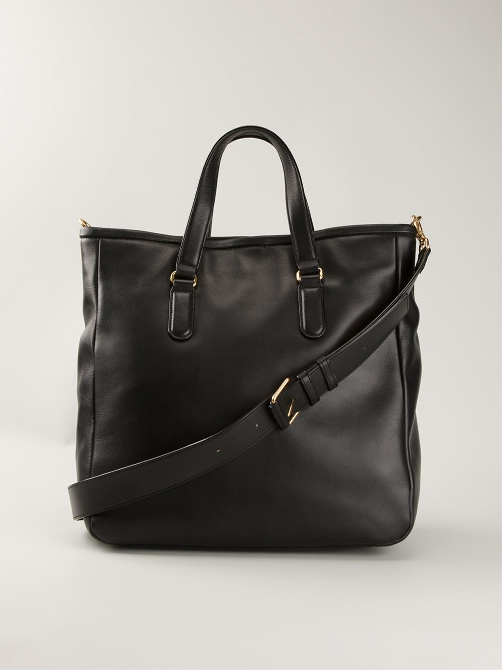 Lyst Marc By Marc Jacobs Luna Tote In Black