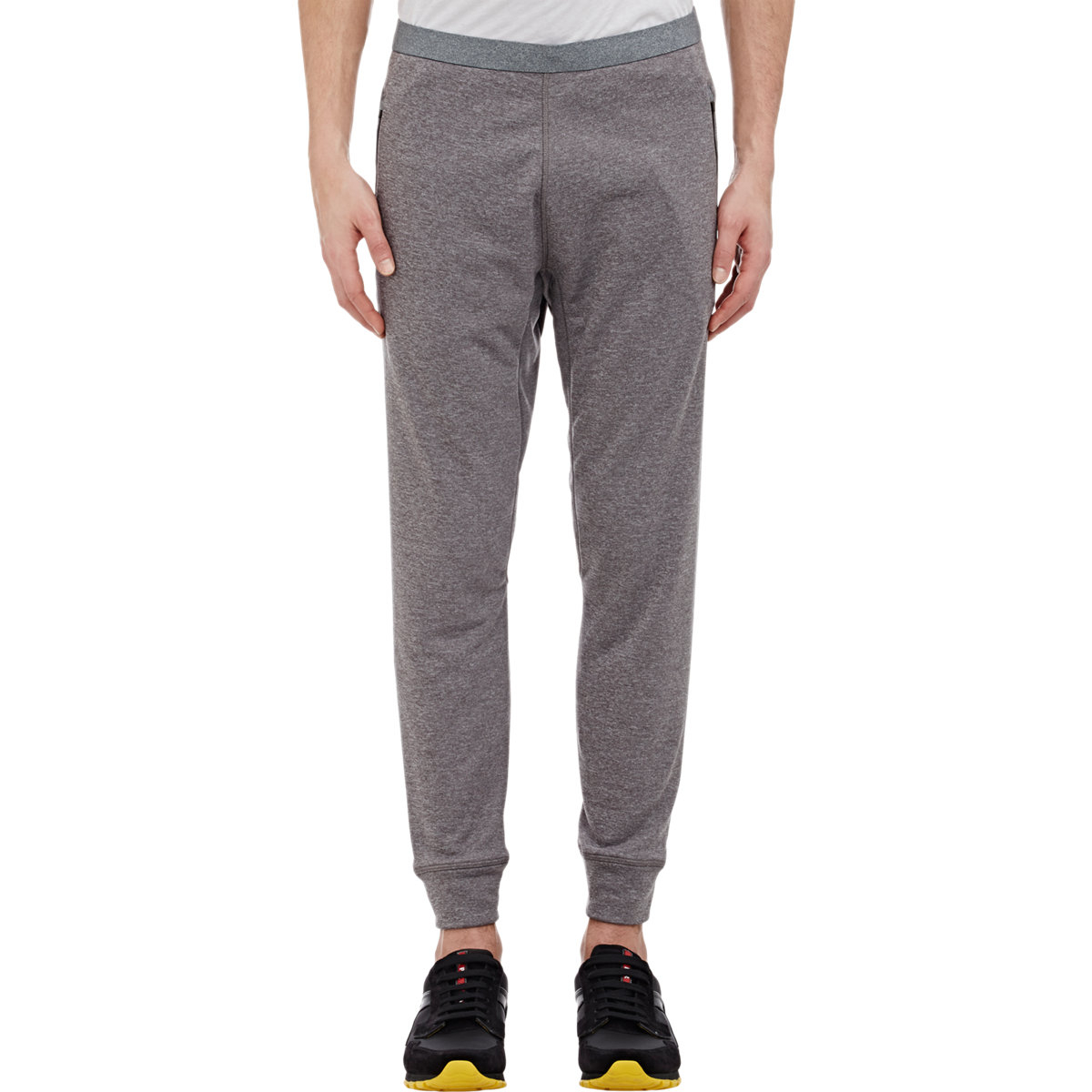 Awesome Publish Sprinter Jogger Pants In Gray For Men Grey  Lyst