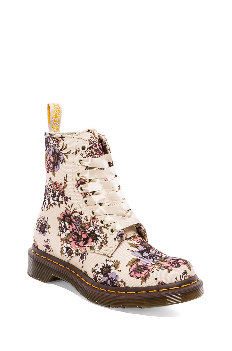 Dr Martens Ankle Boots In Beige Natural Lyst