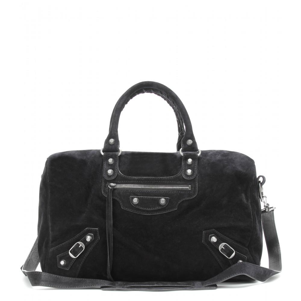 Balenciaga Classic Polly Tote in Black